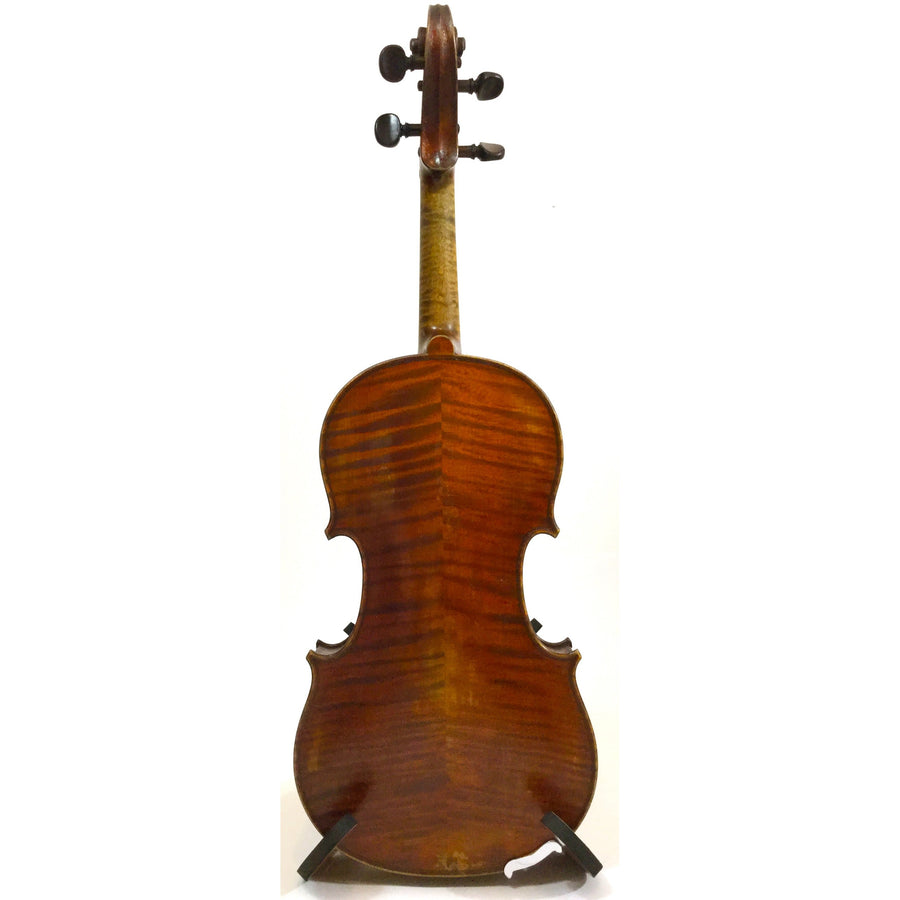 Violin from Hart and Son, London 1899 - davidsonviolins.com