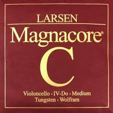 Magnacore cello string set, 4/4