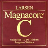 Magnacore/Larsen combination cello string set, 4/4