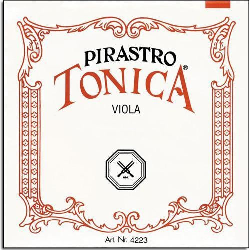 Pirastro Tonica viola string set, full size