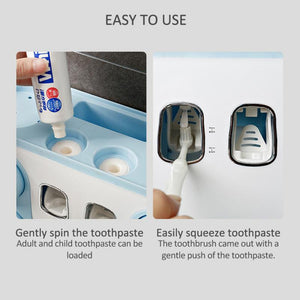 EasyPeeZ Toothbrush and Cup Holder