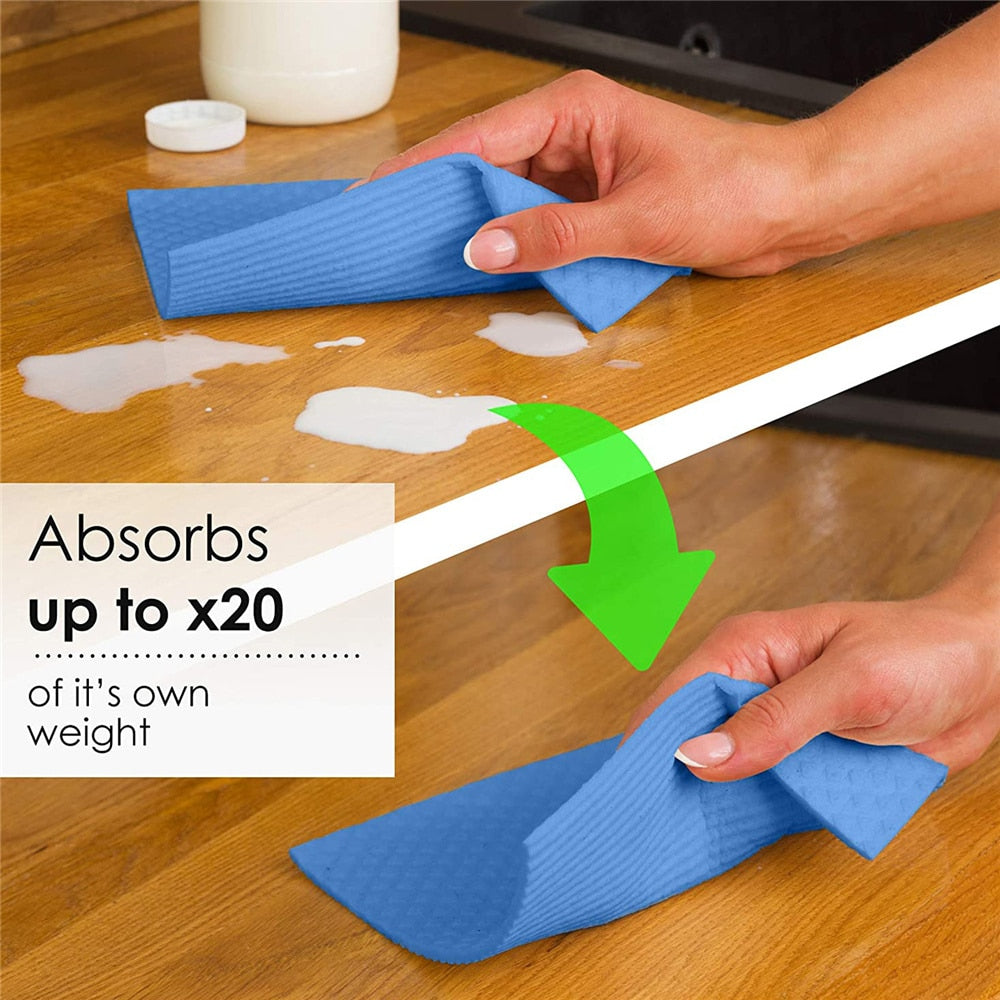 Super Absorbent Kitchen Dishcloths