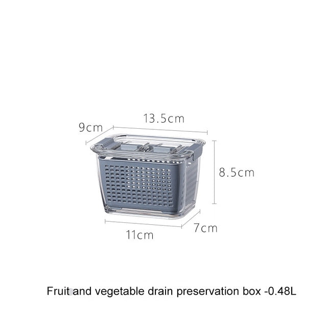 Store Fruits Easy Box