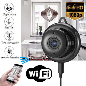 Mini Wireless WiFi Home Security Camera
