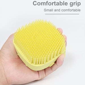 Bath Brush  Dispenser 2-in-1