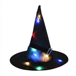 Light Up Witch Hat