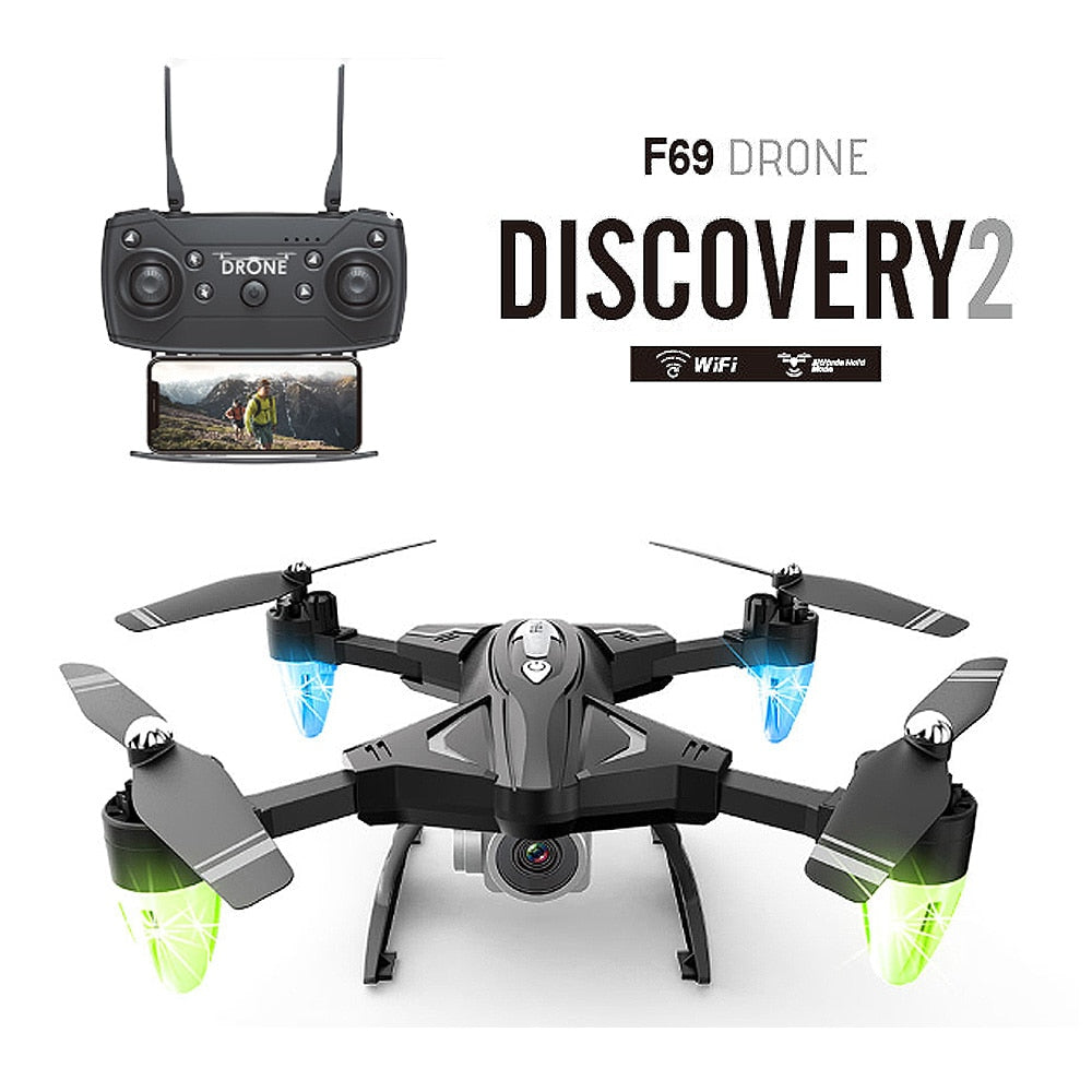 FPV Drone Quadcopter with 4K Camera