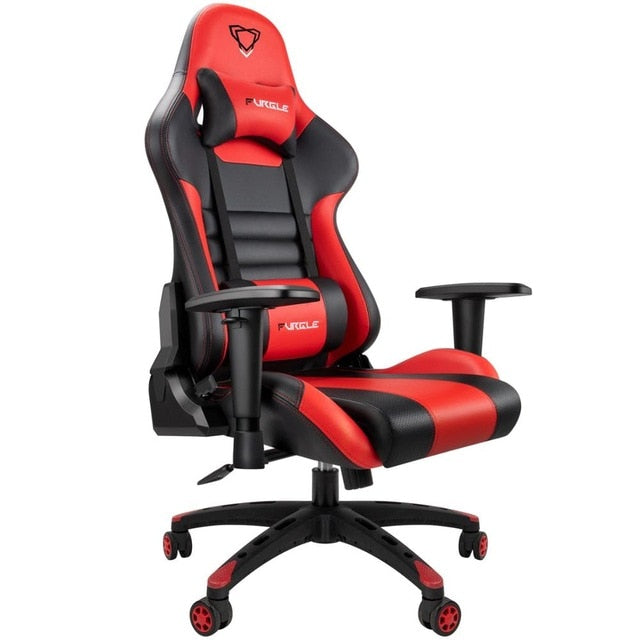 180 Degree Reclining Comfortable Gaming Chair