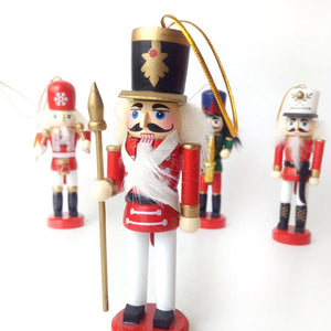 Big 5 inch Wooden Nutcracker