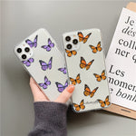 Cute Butterfly Phone Cases