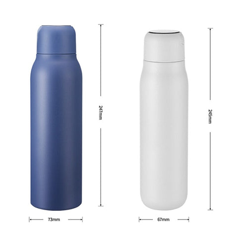 UV Self Cleaning Water Bottle