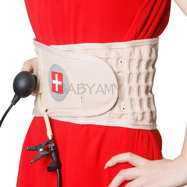 Lumbar Relief Spinal Decompression Belt