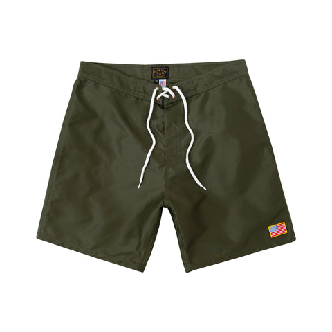color: Dusty Olive ~ alt: Half Hitch Boardshort