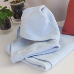 Namely Co Hooded Wrap Blanket