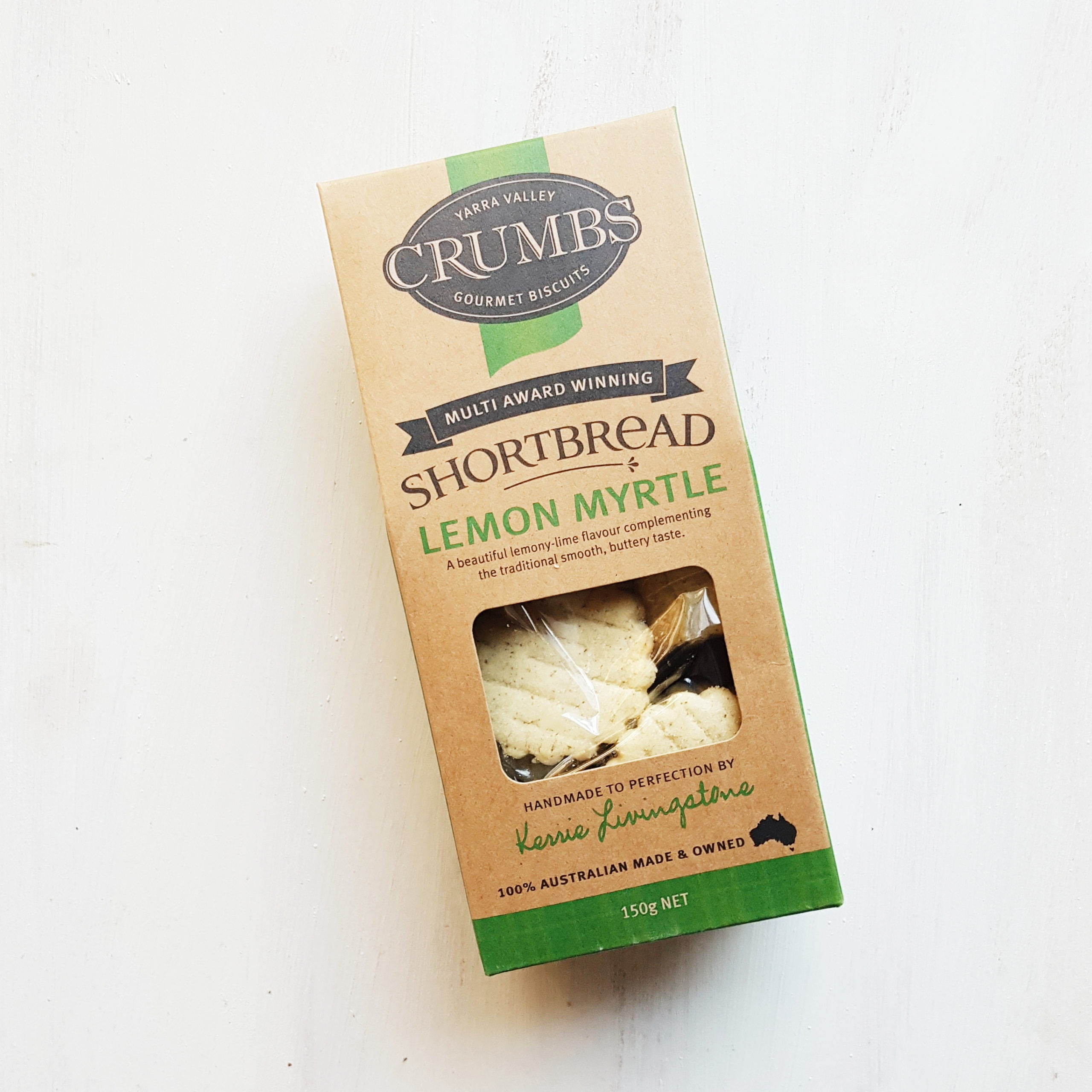 Crumbs Gourmet Biscuits