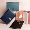 Kinnon Women's A5 Leather Compendiums