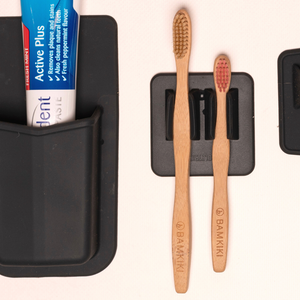 Tooletries Toothbrush Rack