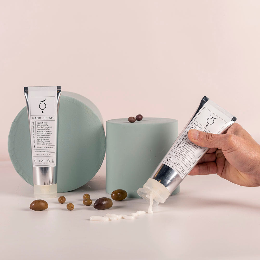 The Olive Oil Skincare Co. Hand Cream