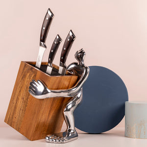Carrol Boyes Knife Block Holder