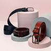 Danny P Leather Belts