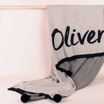 Namely Co Personalised Throws
