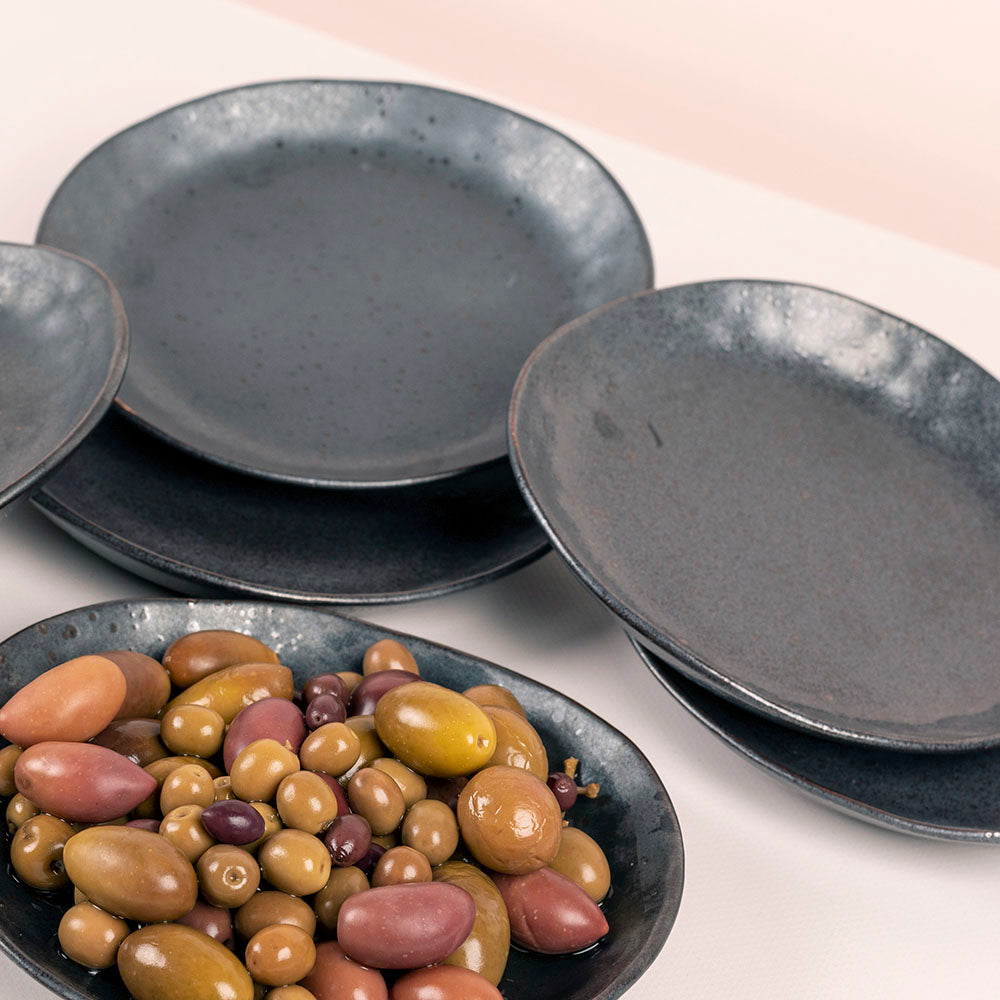 Shervin Verkil Side Plate Set