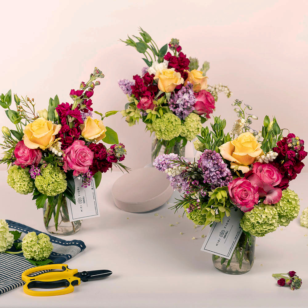 Seasonal Florist's Picks