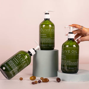 Olive Oil Skincare Co. Shampoo