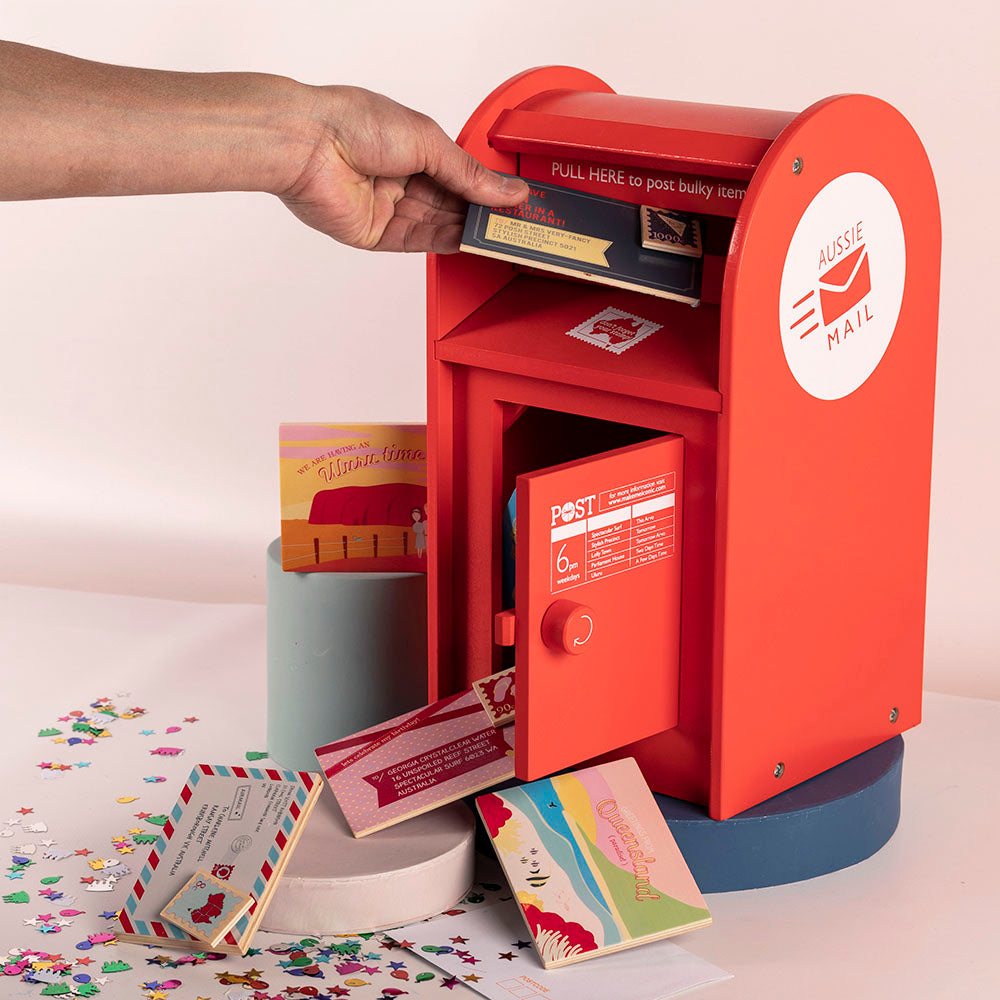 Toy Australian Post Box