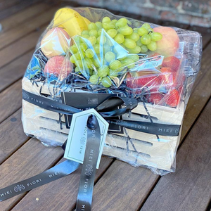 Seasonal Fresh Fruit Hamper