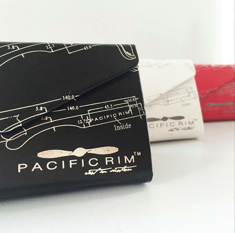 Pacific Rim Cases w/ Cloth