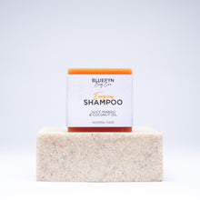 Load image into Gallery viewer, Juicy Mango & Coconut Oil Shampoo Bar - 50g