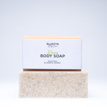 Load image into Gallery viewer, Scottish Blossom Honey Body Soap Bar - 85g
