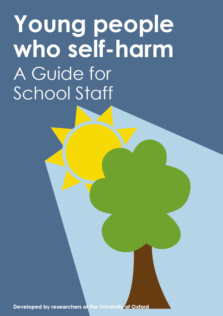 Young people who self-harm