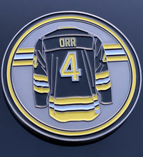 Load image into Gallery viewer, Bobby Orr Hockey Boston Police Badge Coin