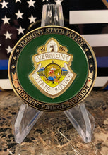 Load image into Gallery viewer, Vermont State Police Super Trooper Captain O'Hagen