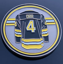 Load image into Gallery viewer, Bobby Orr Hockey Saugus PD Badge Coin