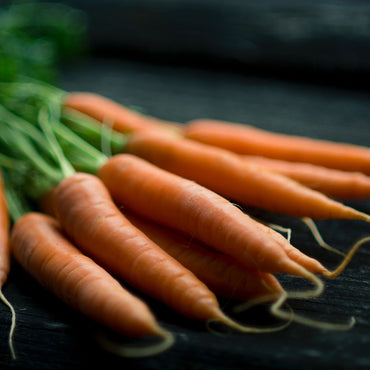 Carrots - history and why are they orange?