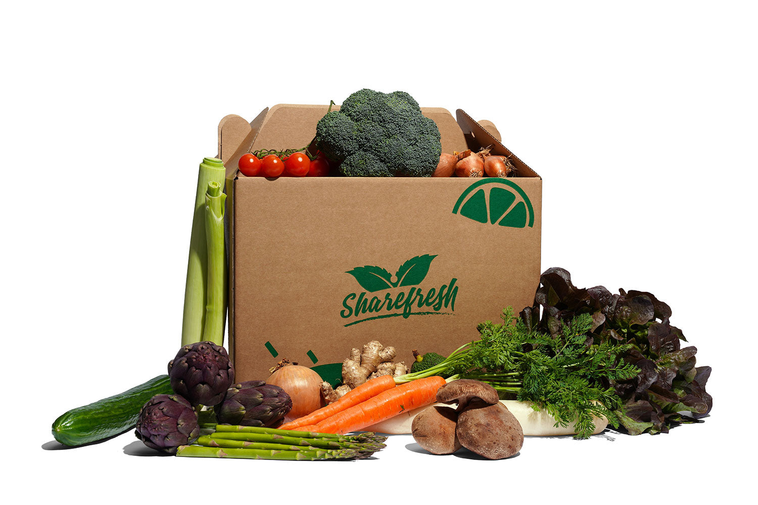 Organic Veg only Box