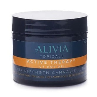 ALIVIA Soothing Lotion – Active Therapy (2oz)
