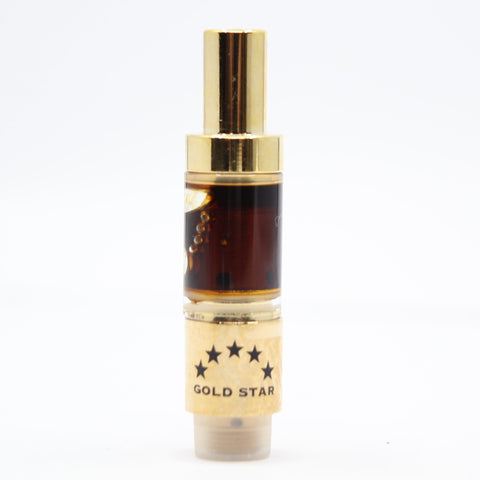 Gold Star Vape Cart (Pink Gelato) 500mg
