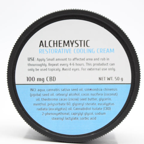 Alchemistic Cooling Cream