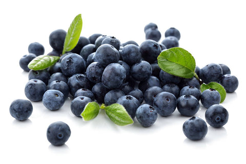 Blueberries the ingredients in Airelle Skincare