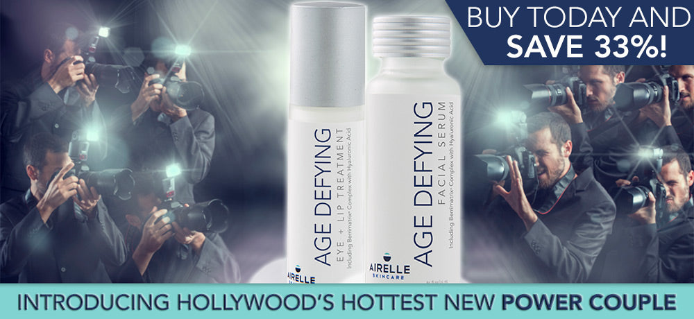 Hollywood's Hottest Anti-Aging Skincare Couple