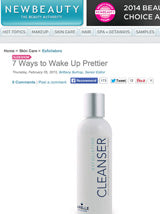 Airelle Skincare was featured on NewBeauty.com - check it out!