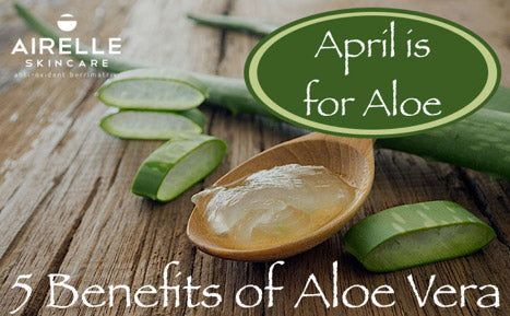 April is for Aloe - Airelle