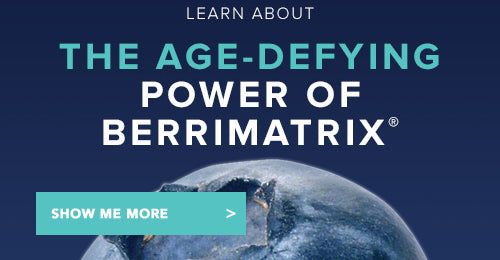 Discover the anti-aging power of BERRIMATRIX