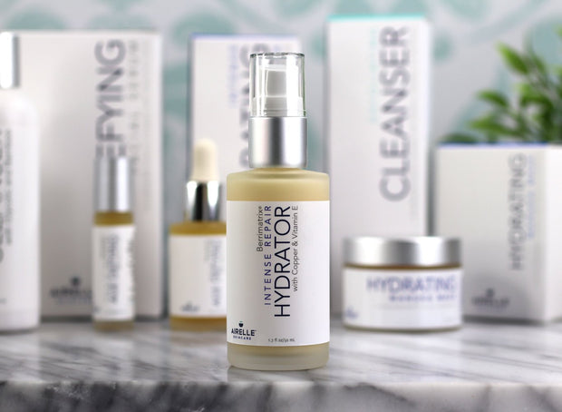 Intense Hydrating Repair Complex & Age-Defying Eye and Lip Treatment (FREE)