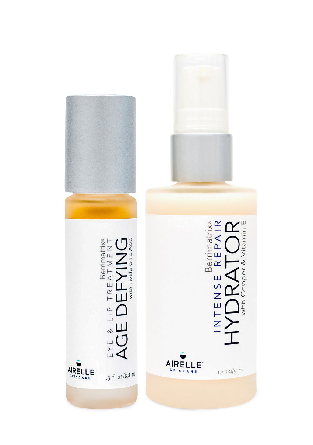 Airelle's Hydrating Repair Complex and Age-Defying Eye and Lip Treatment