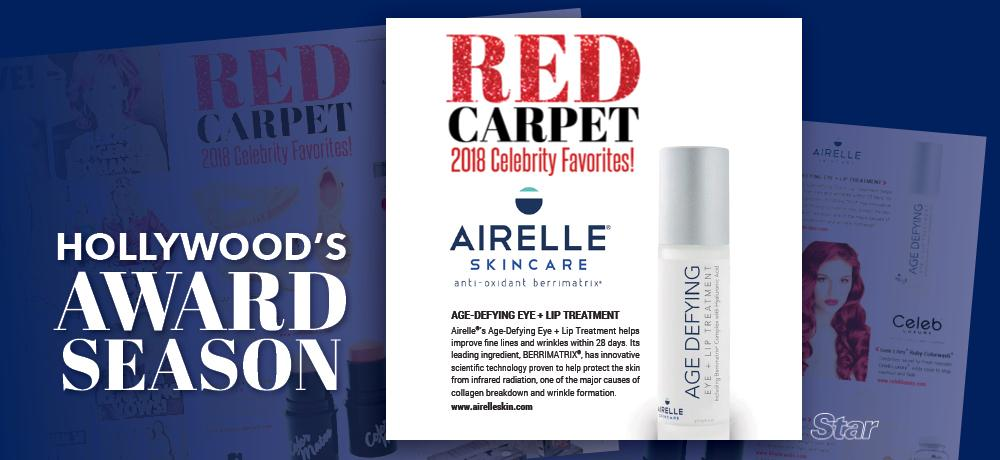Airelle Featured in New Beauty's Beauty Report